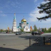 Храм :: раиса Орловская