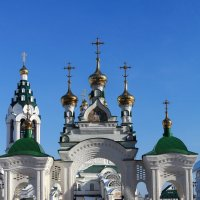 церкви Марий Эл 3 :: Владимир Акилбаев