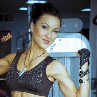 Абсолютный победитель Минска и РБ в номинации фитнес-бикини :: Julia Gytenko