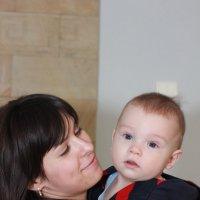 Семейное счастье. :: Руслан Грицунь