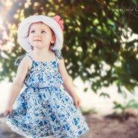 солнечный ребенок :: Абу Асиялов