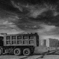 Страшный город :: Егорка Козадаев