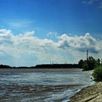 Большая вода :: Владимир Михайлович Дадочкин