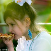 Вкусная пицца :: Светлана Котина