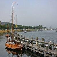 Старинный парусник :: Marina de Weerdt