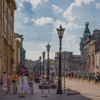 Град Петра :: Vasiliy V. Rechevskiy