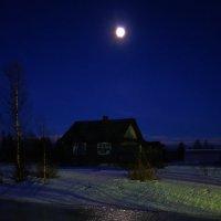 Лунная ночь :: Елена Третьякова