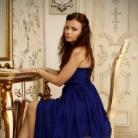 Принцесса Оксана :: Alex Ivanov