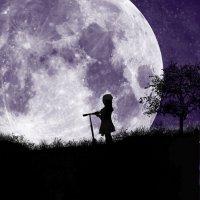 Восход луны :: Николай