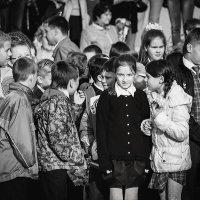 чужая на празднике жизни :: Андрей Пашков