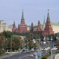 Москва (2) :: Владимир Клюев