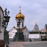 Москва (3) :: Владимир Клюев