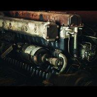 двигатель тгм-23 :: Кирилл Жупанов