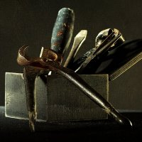Натюрморт с инструментами. :: Лазарева Оксана