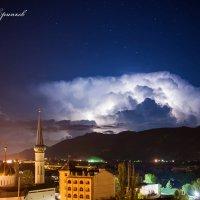 Приближение грозы....ночь :: Евгений Khripp