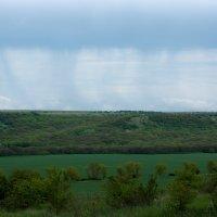 Дождь над Подлужным :: Гульнара Москвитина