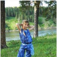 юная моделька.. :: Наталья Иванова