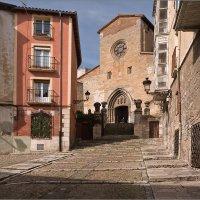 В старом квартале г.Бургос, Испания :: Lmark