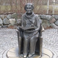 Памятник Астрид Линдгрен :: Валерий Новиков