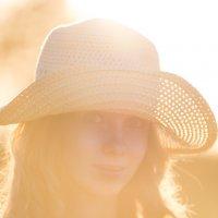 Солнечная девушка :: Алла Зуева
