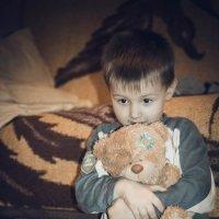Любимый мишка :: Надежда Астапова
