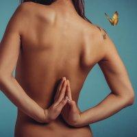 Бабочка :: Георгий Чернядьев