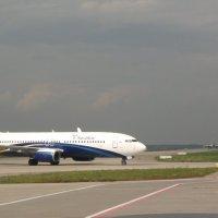 после посадки :: Елена Шидловская