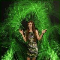 Магия весенний ощущений :: Лидия Смирнова