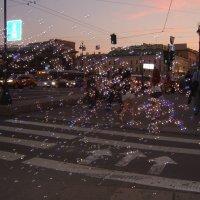 Чудесные пузырьки :: Евгения Глебова