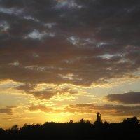 Небо заката :: Виктория Власова