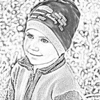 Рисунок карандашом :: Светлана