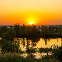 закат +30 :: Альбина Еликова