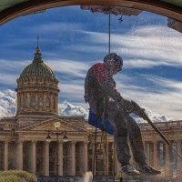 Прогулки по городу. 1 :: Владимир Колесников