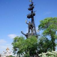 Московские достопримечательности :: Андрей Евгеньевич