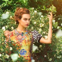 Новая коллекция одежды Spring/Summer 2014 Елены Злоказовой :: Антон Егоров