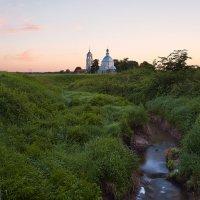 Село Устье... :: Roman Lunin