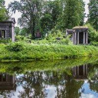 На старом кладбище :: Анатолий Мигов