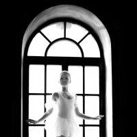 Силуэт в окне :: Георгий Чернядьев