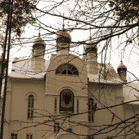 Храм :: Андрей Неуймин