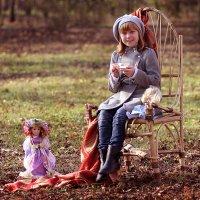 Тёплый чай :: Вера Шамраева