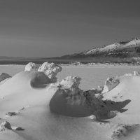 СнеЖно-ледянНо :: Сергей Шаврин