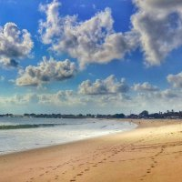 пляж Джимбаран.Бали. :: Александр