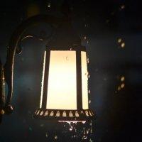 Ночной фонарь :: Ксения Базарова