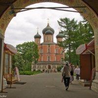Донской монастырь. :: Виктор Евстратов