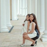 Сабрина и Айнура :: Юлия Кузнецова