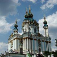 Андреевская церковь (Киев) :: Светлана Волина