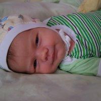 Оленьке 1 месяц :: Anna Khovrenkova ...