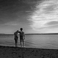 Мы обязательно поплывем! :: Андрей Качин