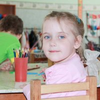 Детский сад :: Елена Ладанюк