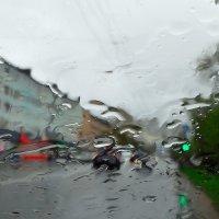 Дождь, дождь... :: Александр Кокоулин